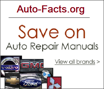 Auto Facts repair manuals